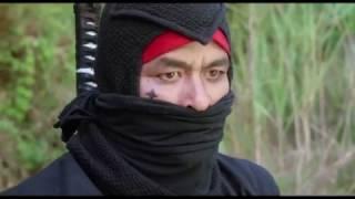 American Ninja 1. Michael Dudikoff fights ninja