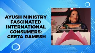 AYUSH ministry fascinated international