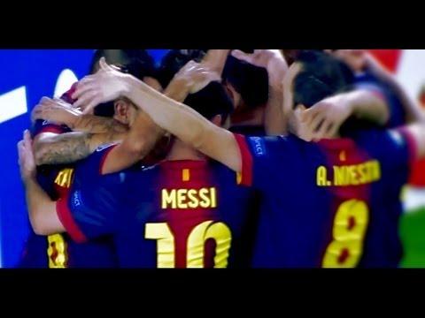 FC Barcelona -  New Beginnings 2012/2013