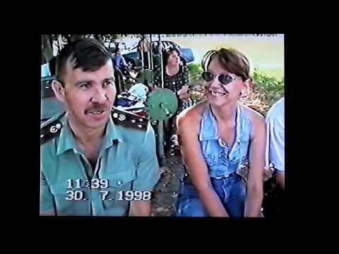Соревнования пожарных / Архивная запись 1998 года
