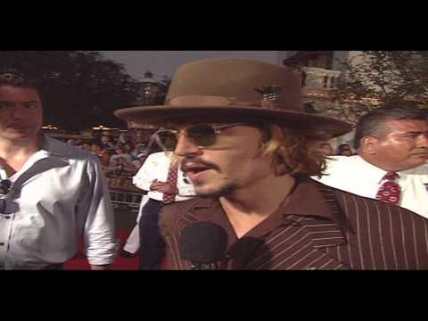 Pirates Of The Caribbean: Johnny Depp, Orlando Bloom, Gore Verbinski Exclusive Premiere Interview