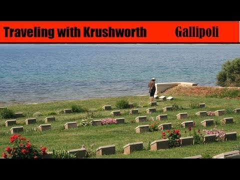 Gallipoli, Turkey: Tourism Attractions (HD) - Travel Vlog - Gallipoli Turkey Travel Guide