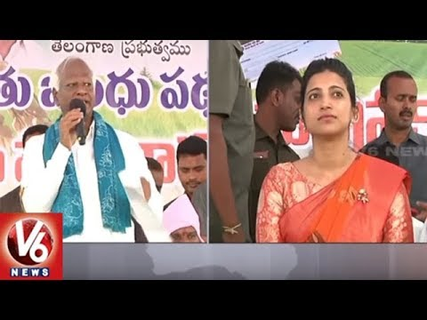 Dy CM Kadiyam Srihari Speech At Rythu Bandhu Scheme Launching Event | Wardhannapet | V6 News