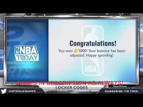 NBA 2K14 LOCKER CODE Generator VC [ALL CONSOLES]