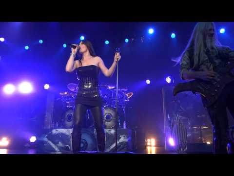 Nightwish - Dead To The World - City National Grove, Anaheim Ca, October 5th, 2012 (osa Dedication) video