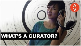 What's a Curator? | The Art Assignment | PBS Digital Studios