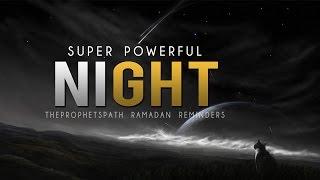 Super Powerful Night- Spoken Word – Must Watch