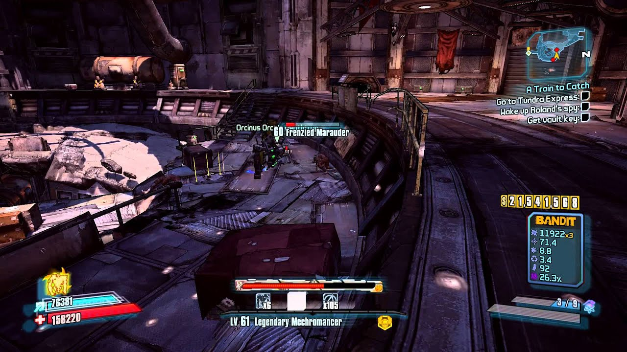 Borderlands 2: Most Overpowered Build in Borderlands 2 as ...