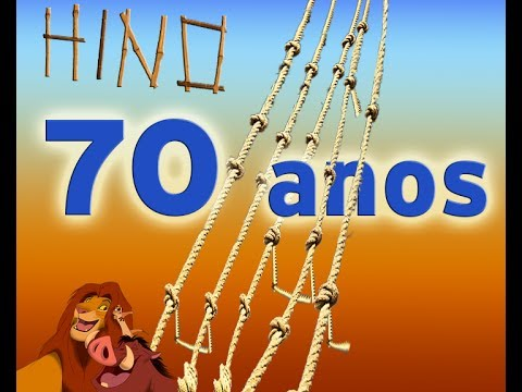 SER (scouts) - Hino 70 anos AGR. 884 Nespereira, Guimar�es