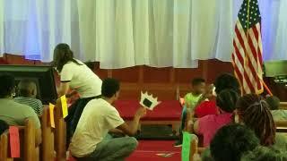 Vbs 2018 Preschool