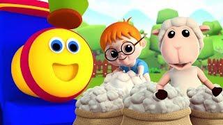Baa Baa Black Sheep | Kids Nursery Rhymes & Songs for Children