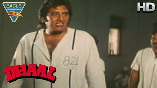 Dhaal Movie || Vinod Khanna Angry on Prisoners || Vinod Khanna, Sunil Shetty || Eagle Hindi Movies