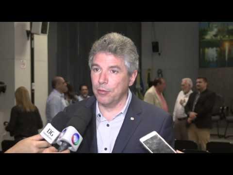 Procurador Hélio Telho comenta lei anti-corrupção da prefeitura de Goiânia