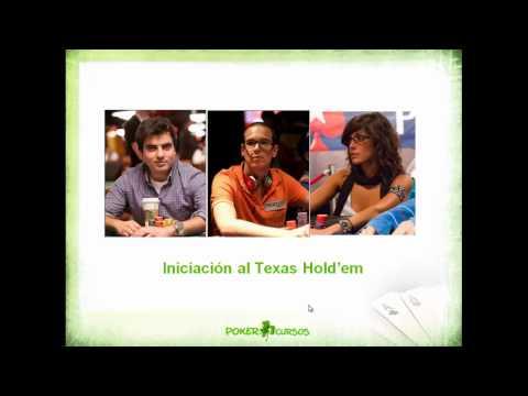 Curso gratuito de Iniciación al Poker Texas Holdem, Clase 1 Parte I