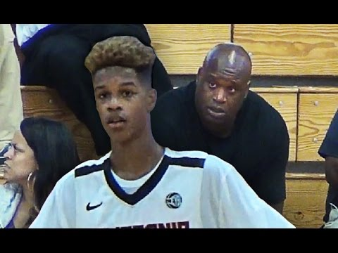 Shaq's Son Has GAME! 6'8 Shareef O'Neal Shows Off Versatility