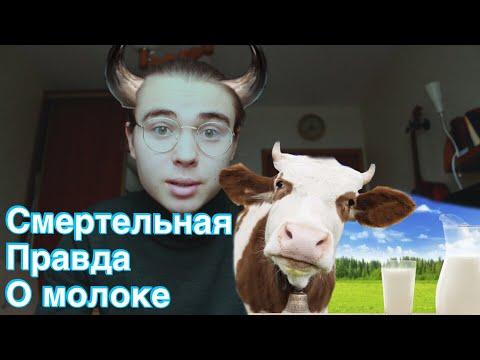 Молоко это Жидкое Мясо Убийственная Правда про Молочные Продукты