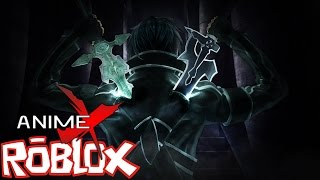 SAO Kirito Enters The Battle! || ROBLOX Anime Cross