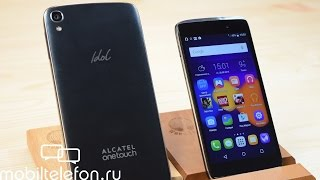 Обзор Alcatel OneTouch Idol 3: сравнение Idol 3 4.7 и Idol 3 5.5 (review)