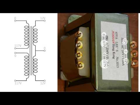 Electrical Transformer Tutorial