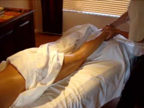 Deep Tissue Massage With Robert Byrnes   Part Iii