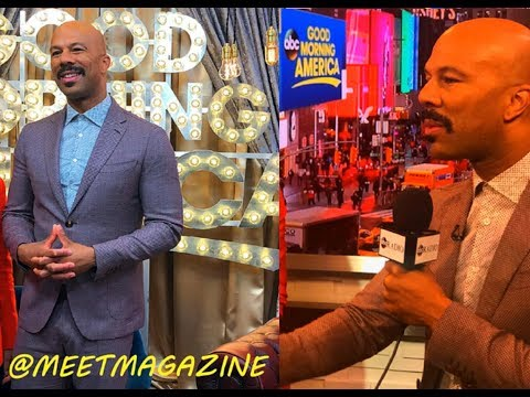 Common & Steve Harvey are the same person! EXPOSED Illuminati clones in the entertainment industry!