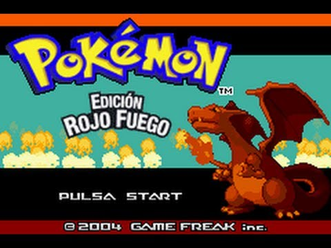Descargar e Instalar Pokemon Rojo Fuego  + Emulador ( Visual Boy Advance ) MEDIAFIRE