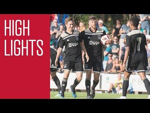 Highlights Ajax - Steaua Boekarest