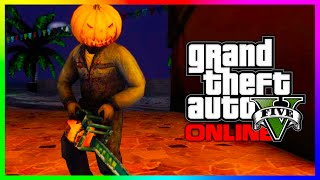"GTA 5 Halloween Theme DLC Idea - Patch 1.18 ""Nightmare On Grove Street"" DLC Idea (GTA V)"