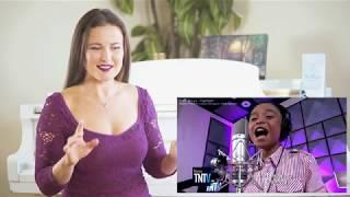 Download Lagu Vocal Coach Reacts to TNT Boys - Flashlight Gratis STAFABAND