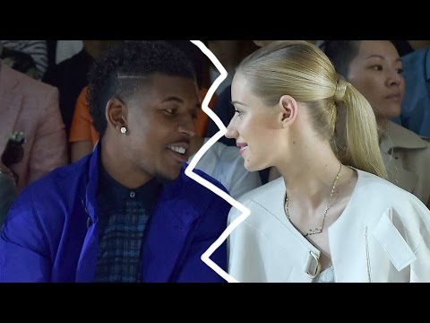 Iggy Azalea Dumps Nick Young