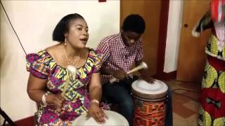 """Simama Kwenye Mwamba"" by Ps. Polydor at Come to Jesus Ministries,Denver,Colorado"