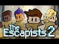 The GREAT ESCAPE How To Beat ESCAPISTS 2 First Prison The Escapists 2 Mutliplayer Gameplay Part 2 mp3