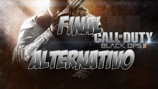 Call Of Duty: Black Ops 2 | Final Alternativo | Harper Muere y Menendez Muere | Walkthrough