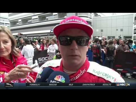 2015 Russia - Post-Race: Raikkonen adamant that collision was a racing incident