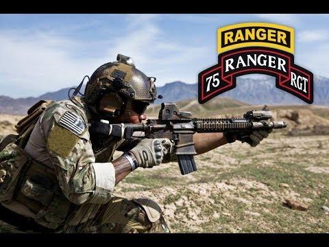 75th Ranger Regiment Doentary