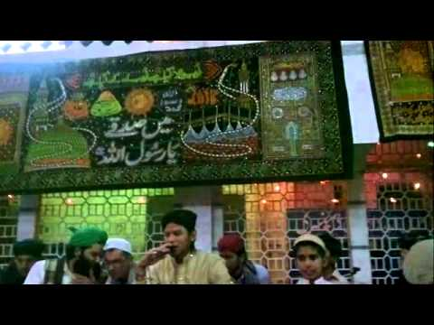 Sohna Aya Ty Saj Gy Ny Live Natt Bay Hafiz Waseem Qadri 2011       Subhan Allah   Subhan Allah video