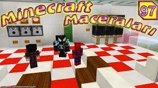 ÖRÜMCEK BEBEK VENOM'U AĞLATTI ( Minecraft Maceraları 97 )