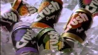 Crush Soda Commercial July 1988