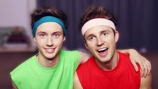 Download Lagu GETTING RIPPED WITH TROYE SIVAN Gratis STAFABAND