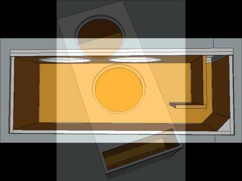 Subwoofer Design Plans Subwoofer Box Designs