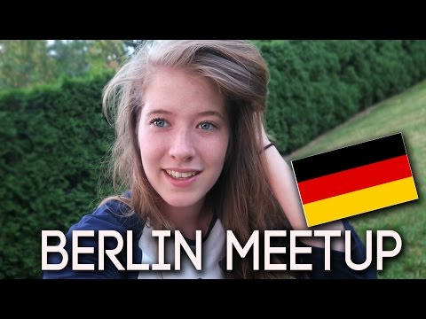 MEET ME IN BERLIN!