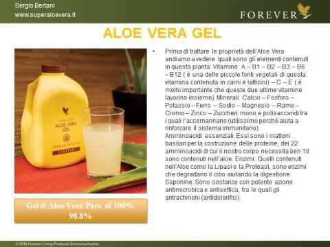 Aloe Vera Gel Forever Living – Sergio Bertani  italy