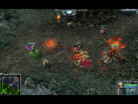 Heroes of Newerth: 143 vs QuC 1/4