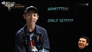THIS 12 YEAR OLD KOREAN RAPPER IS HUSTLING!!!!!