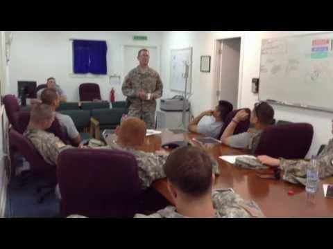 Informative Speech-Central Texas College