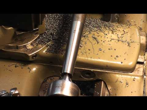 Making a Tailstock Tap and Die Holder Part 1