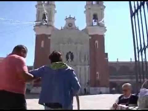 Visite la Basílica de Ocotlán, en la Capital de Tlaxcala