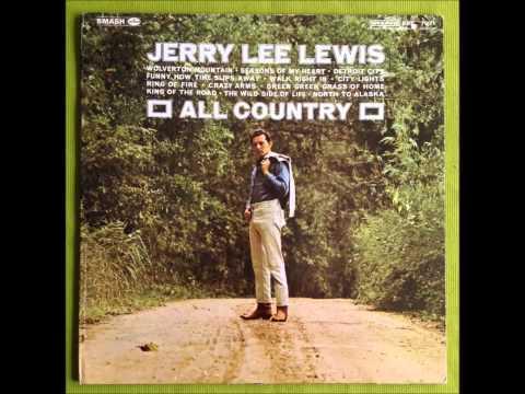 Jerry Lee Lewis - Wolverton Mountain
