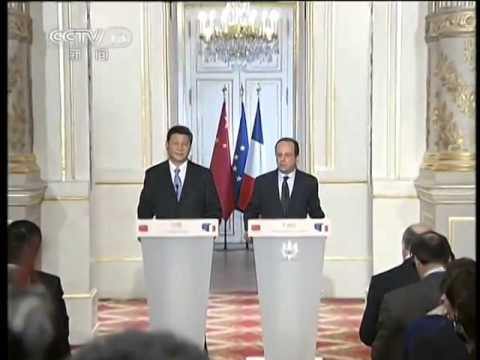 Xi Jinping visits Europe C