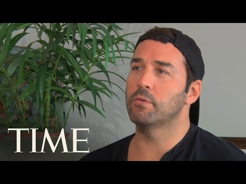 TIME Magazine Interviews: Jeremy Piven